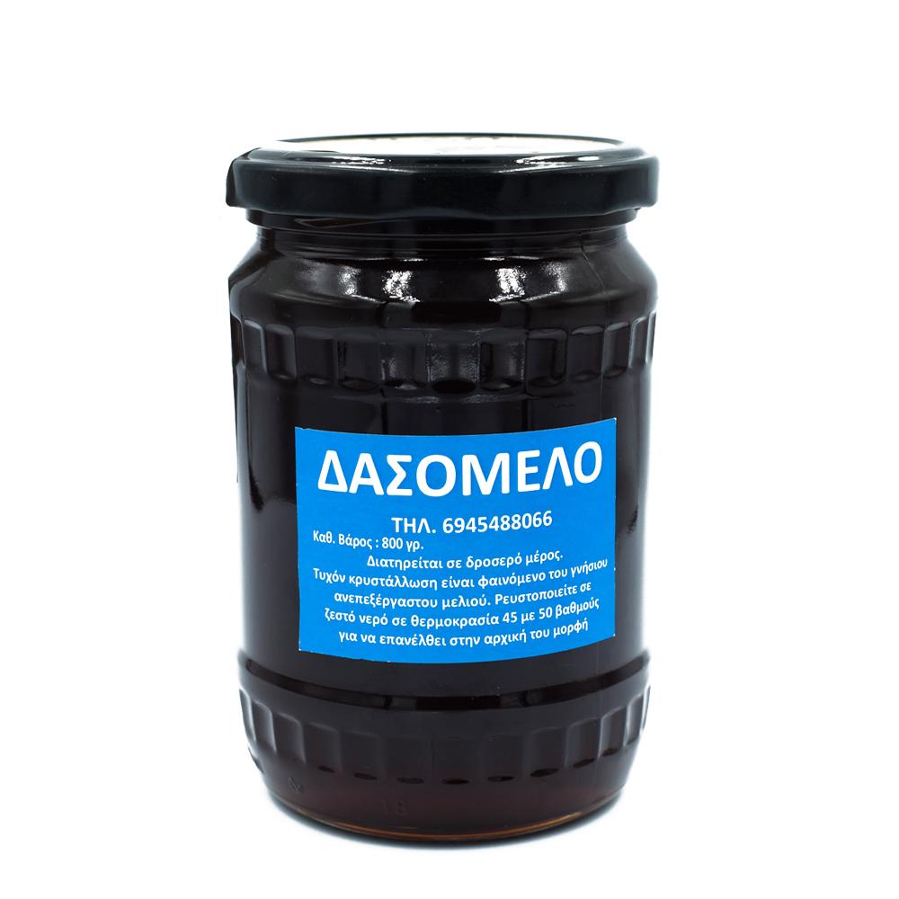 Αγνό Δασόμελο 800γρ