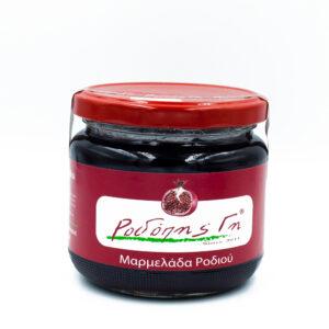 Μαρμελάδα Ροδιού Κομοτηνής 370ml
