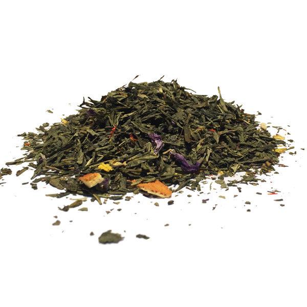 Τσάι Πράσινο με Πoρτοκάλι